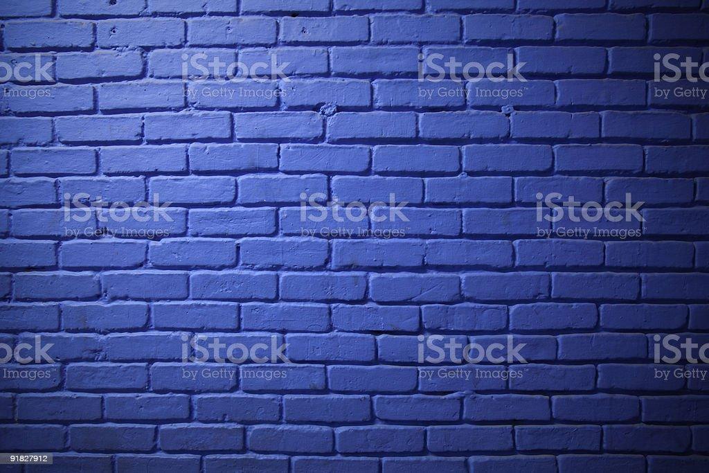 Blauen Wand Hintergrund – Foto