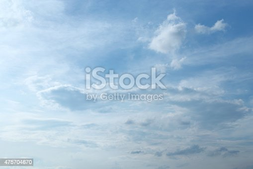 istock Painted by sky, Everyday the sky create new atmosphere... emotion 475704670