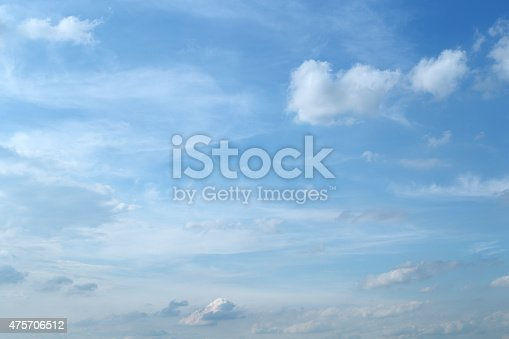 istock Painted by sky, Everyday the sky create new atmosphere... emotion 475706512