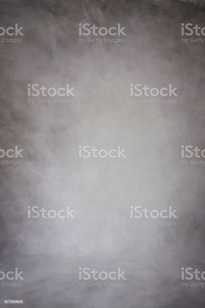 Painted canvas 16 bit stock photo