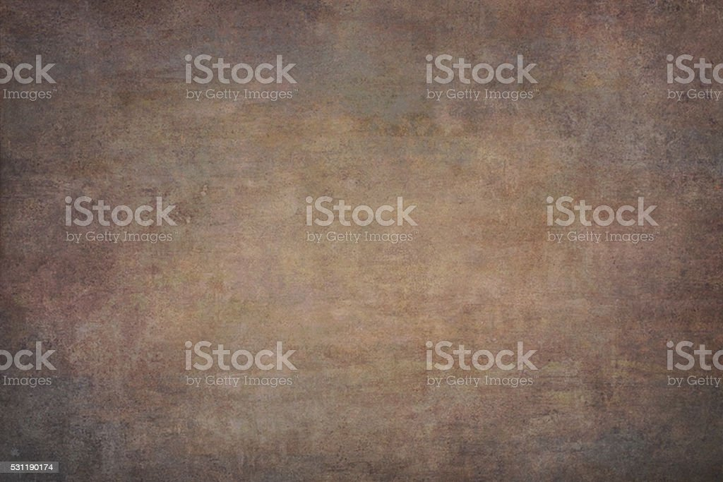 Painted canvas or muslin fabric cloth studio backdrop stock photo