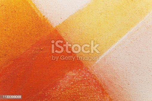 Painted Color Background