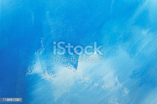 istock Painted Color Background 1135912301