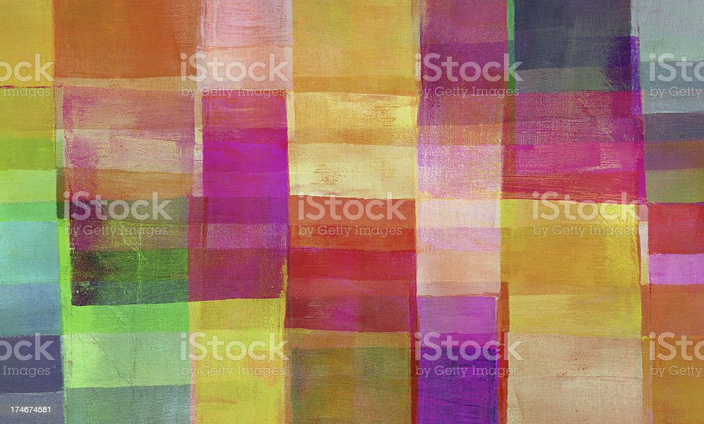 Painted Colorful Background royalty-free stock photo