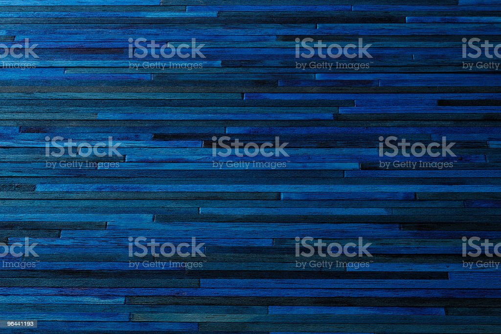 painted dark blue wood. royalty-free stock photo