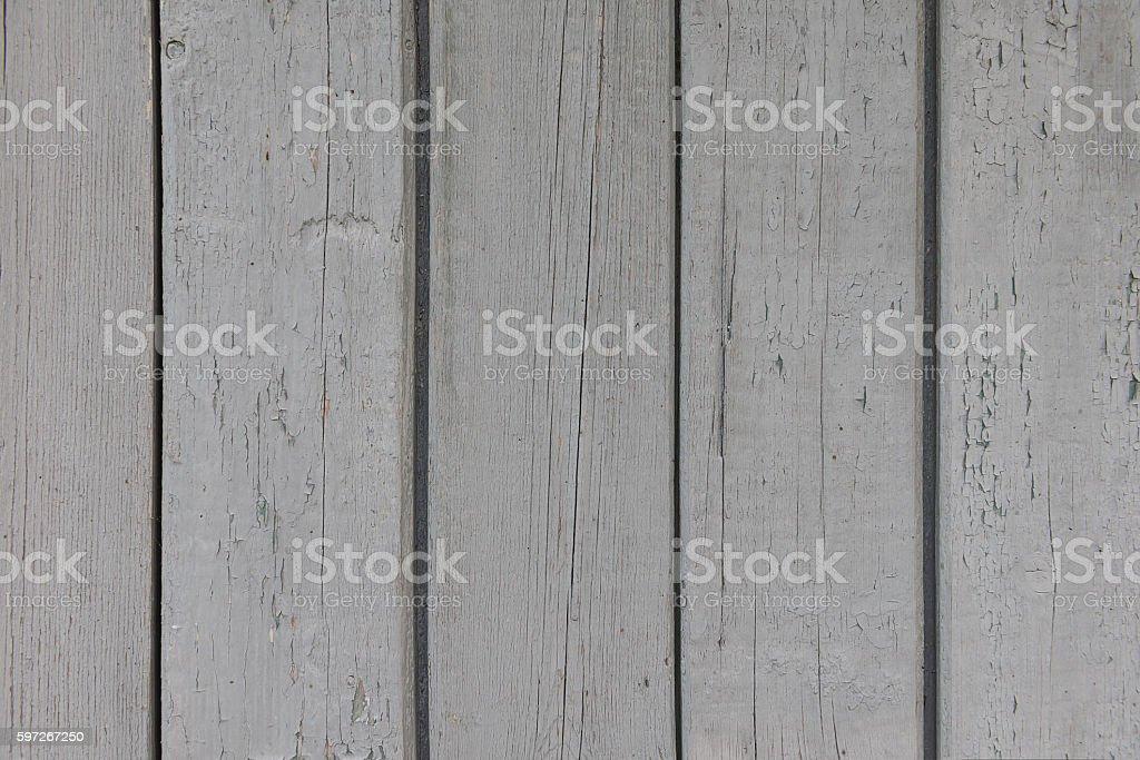 painted gray old wooden boards Lizenzfreies stock-foto