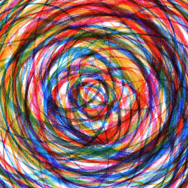 Imagem pintada textura de fundo - foto de acervo