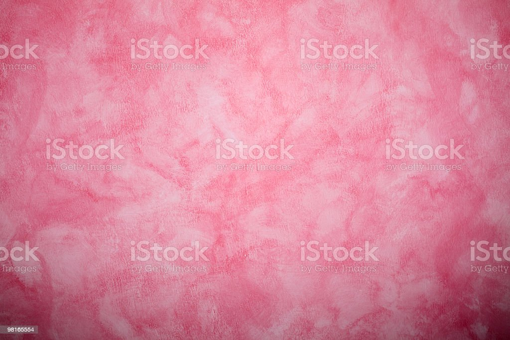 Painted Pink background wall royalty-free stock photo