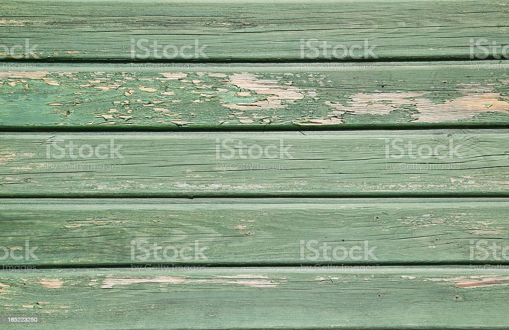 Painted Plank Background royalty-free stock photo