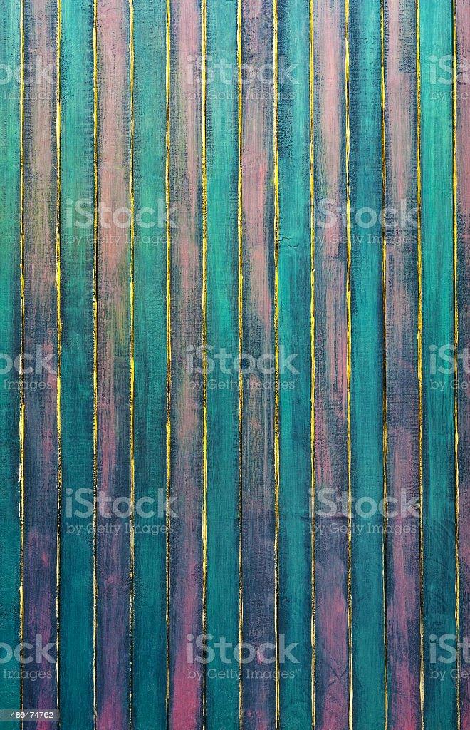 Pintarse las tablas, fondo vintage. - foto de stock