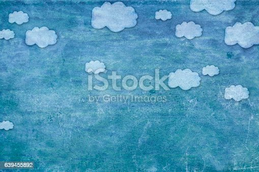 istock Painted Sky Background 639455892
