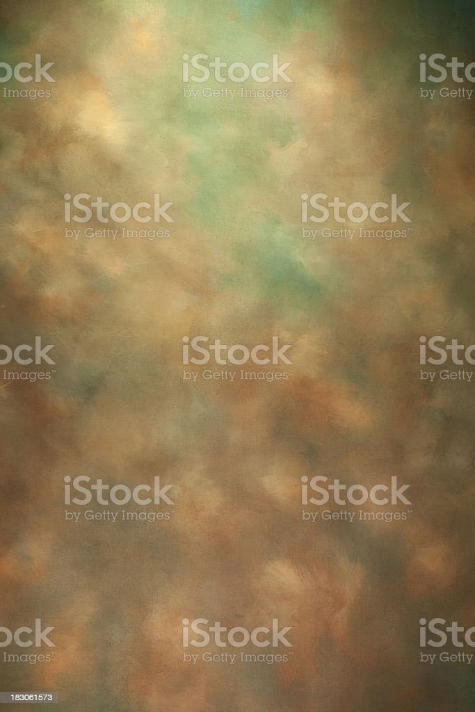 Painted textured studio background stock photo