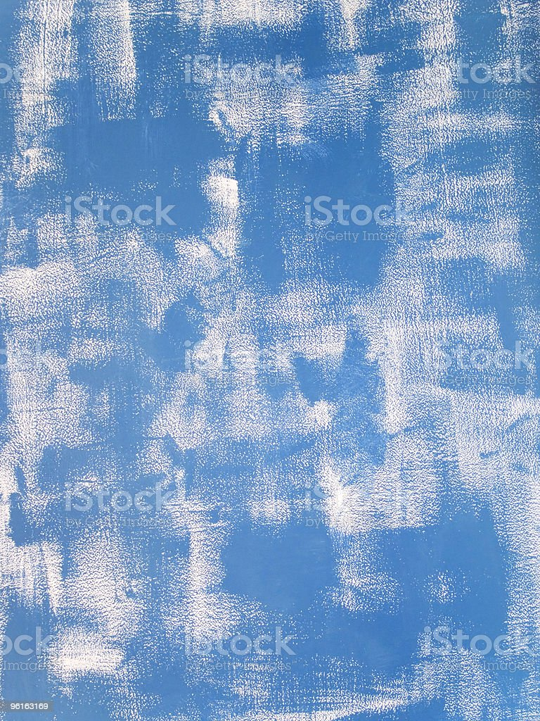 Painted wall [2] royalty-free stock photo