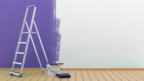 Bemalte Wand – Foto