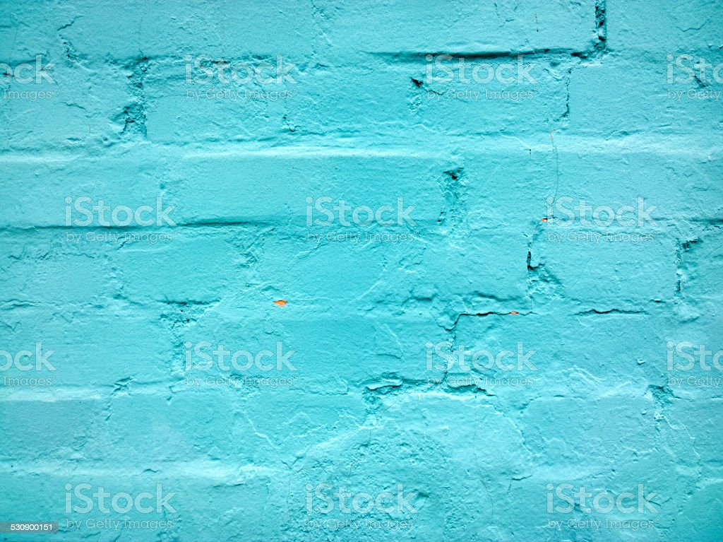 Painted walls. stock photo