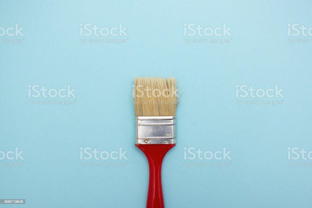 Maler Pinsel - Lizenzfrei Alt Stock-Foto