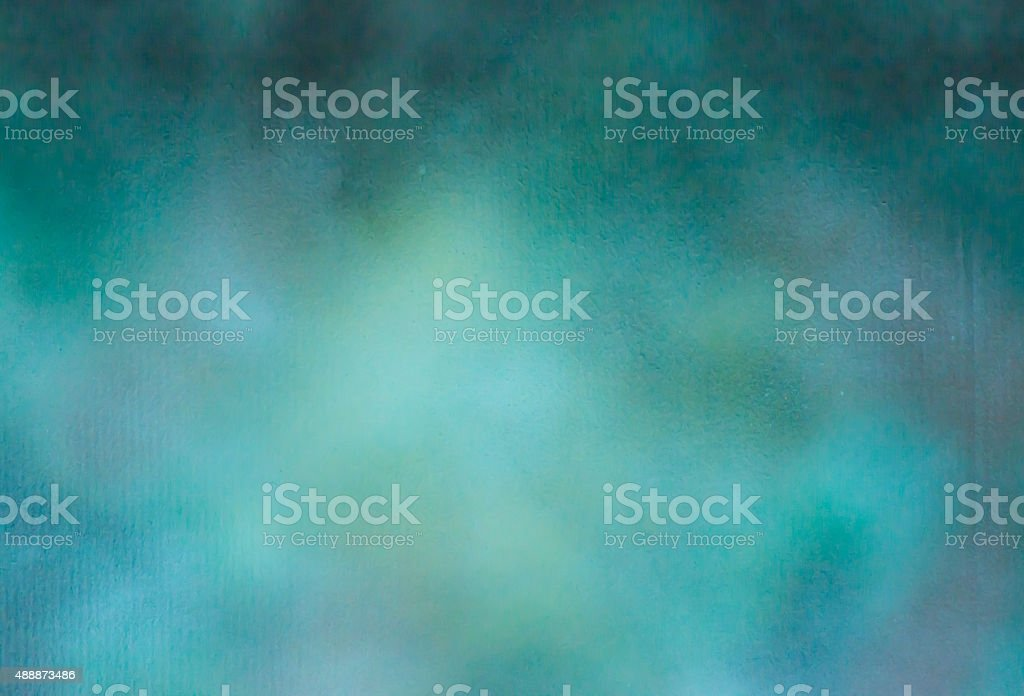 Painting dynamic of color on canvas stock photo