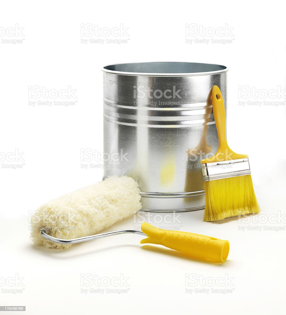 Pintura equipamentos (Clique para mais informações) - foto de acervo