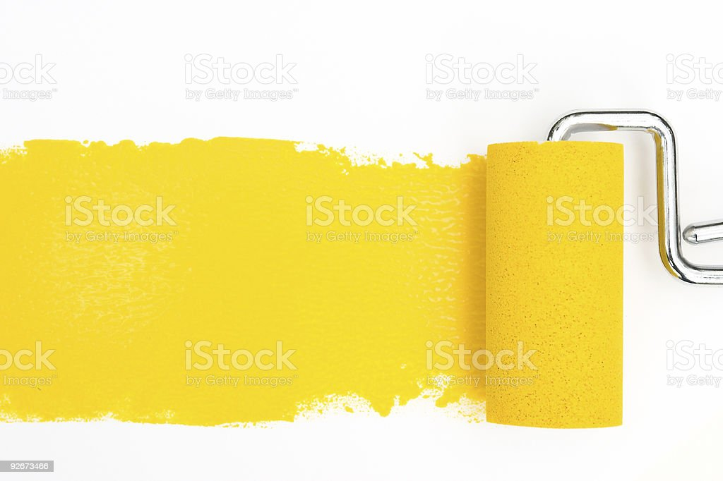 Painting - Home Improvement  Bright Stock Photo