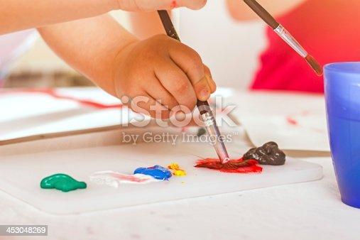 istock Painting. 453048269