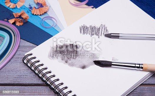 istock painting supplies 536815593