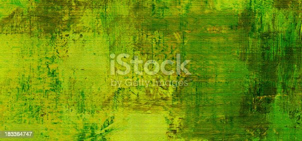 istock Painting texture background 183364747