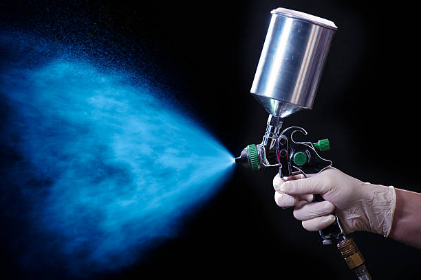 2,801 Paint Spray Gun Stock Photos, Pictures & Royalty-Free Images - iStock