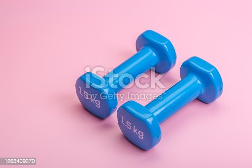 weight lifting, muscular, aerobic, dumbbell, aerobics, diet, weights, kit, dumbbells, coated, cardio, athletic, white background, plastic, closeup, 1.5, care, healthy, workout, blue, pair, health, exercise, isolated, bodybuilding, gym, heavy, equipment, fitness, white, strength, object, background, lifestyle, kg, muscle, two, activity, weight, shape, train, fit, hand, vinyl, sport, clinical thermometer, syringe, person, miniature