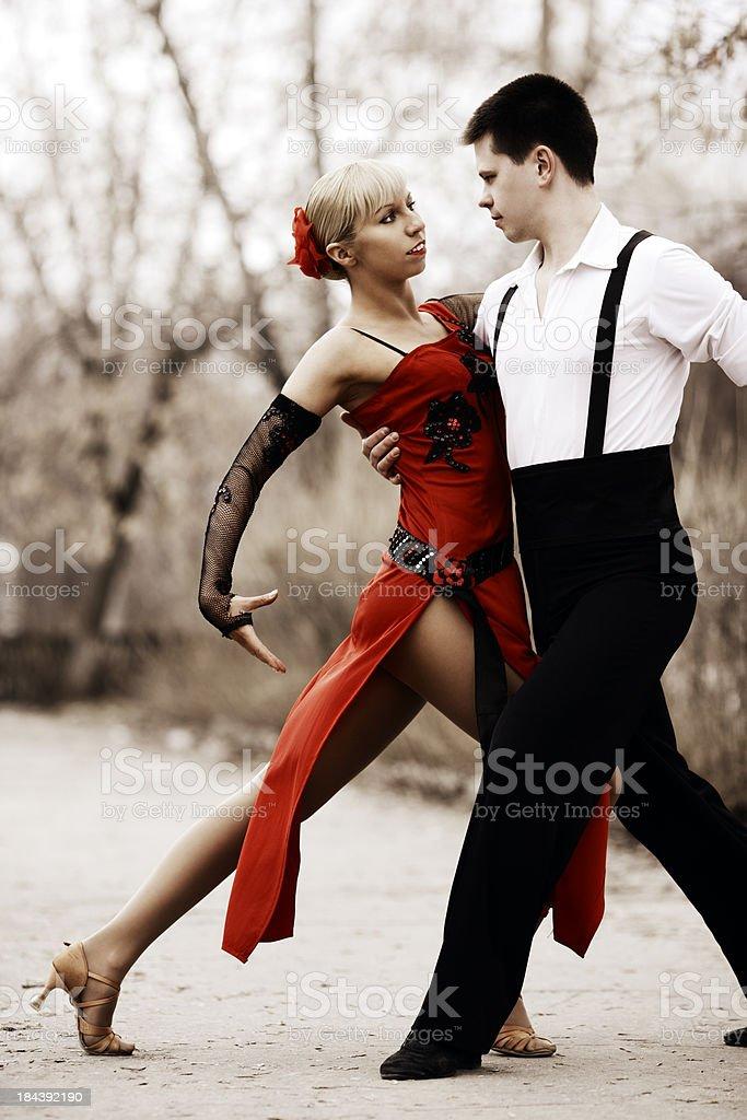 dancers dating