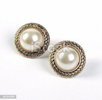 earrings isolated