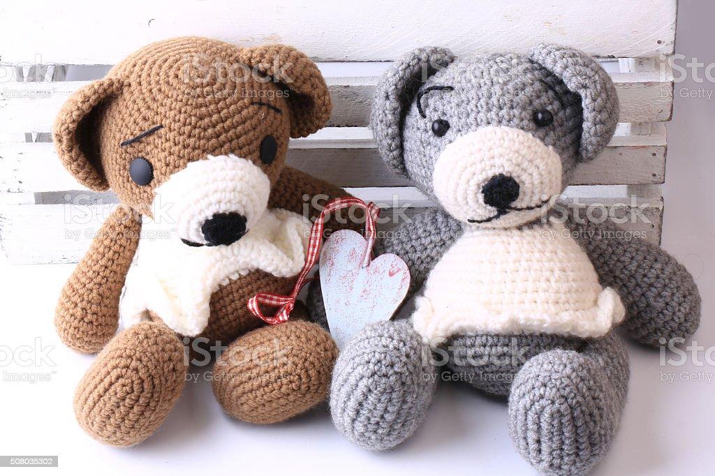 Valentine Teddy Bear With Heart Shaped Feet | 682x1024