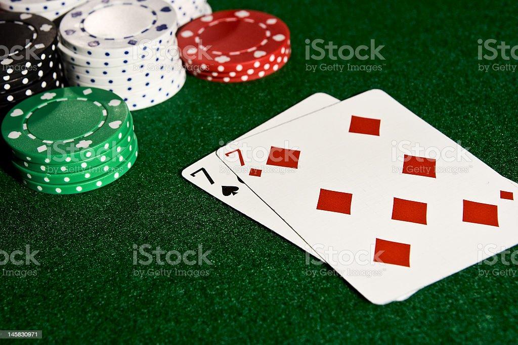 Pair of sevens poker poker tells facial expressions