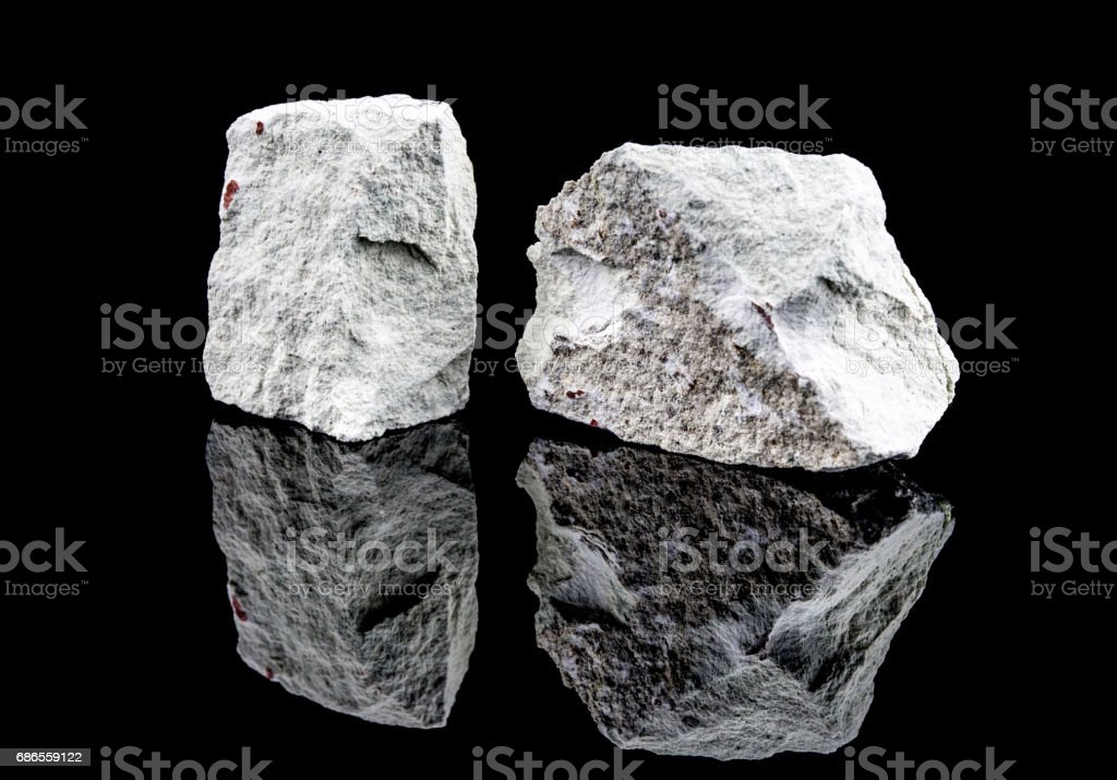 Pair of stones foto stock royalty-free