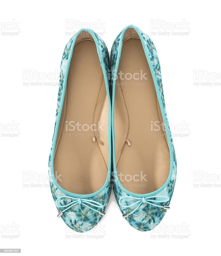Con Tacón De Bajo Mujer La Fotografía Zapatos Par Aguas aZpUqwxCf