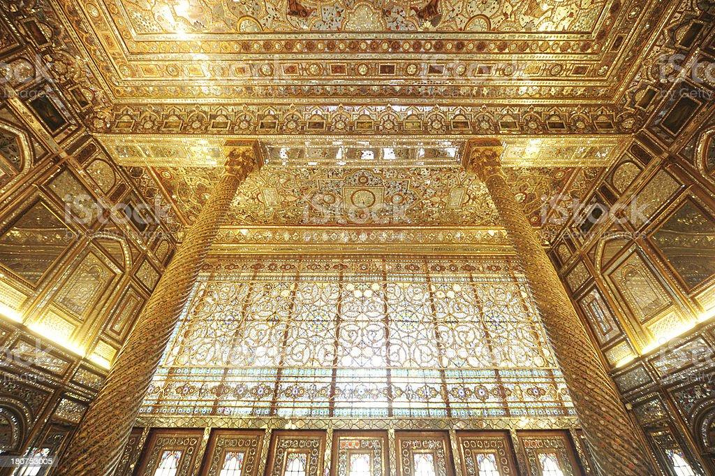 Palace Interior stock photo