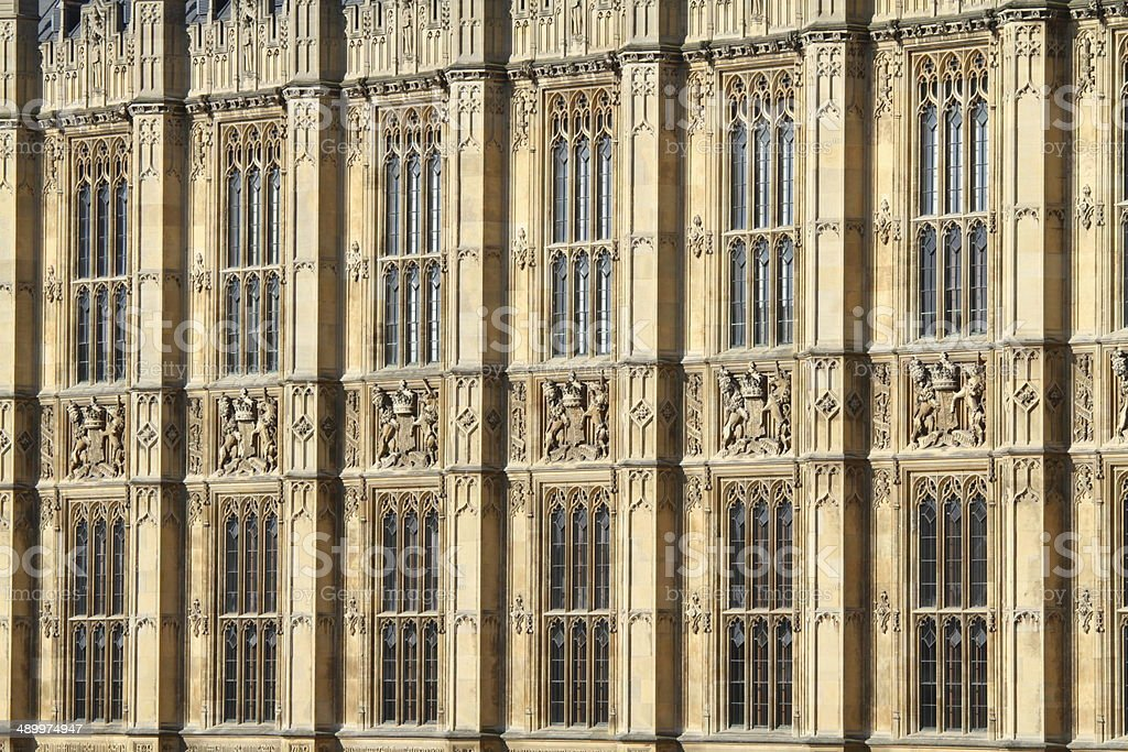 Palace of Westminster, London. – Foto