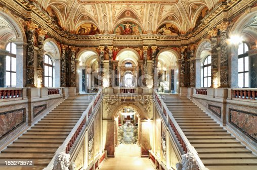 istock Palace staircase 183273572