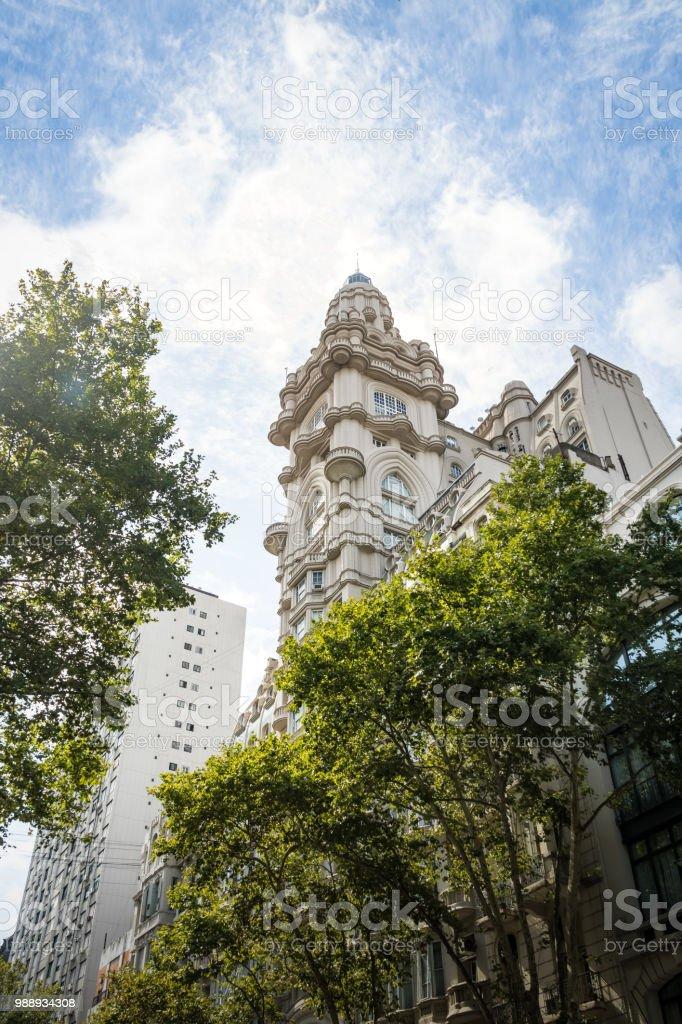Palacio Barolo (Barolo Palace) - Buenos Aires, Argentina - foto stock
