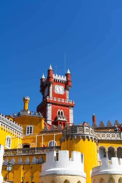 Palacio da Pena, Sintra, Portugal – Foto