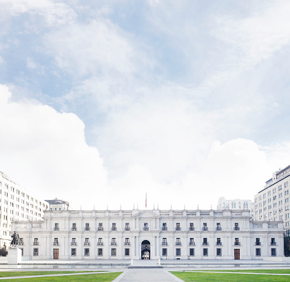 Palacio de La Moneda - Santiago, Chile