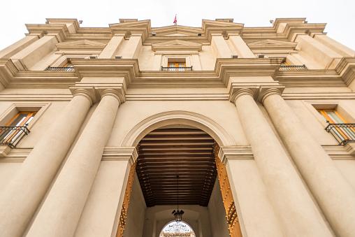 Palacio La Moneda, Chile
