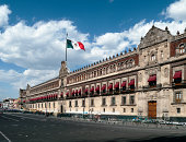 Palacio Nacional (National Palace), Mexico City