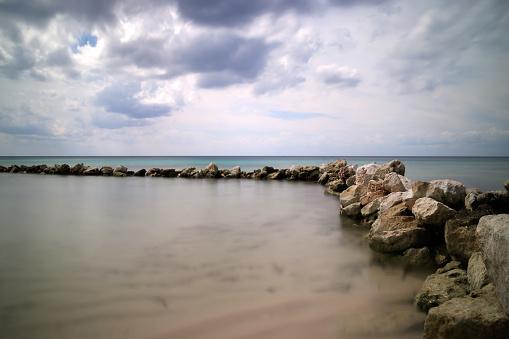 Palancar, Cozumel beach.