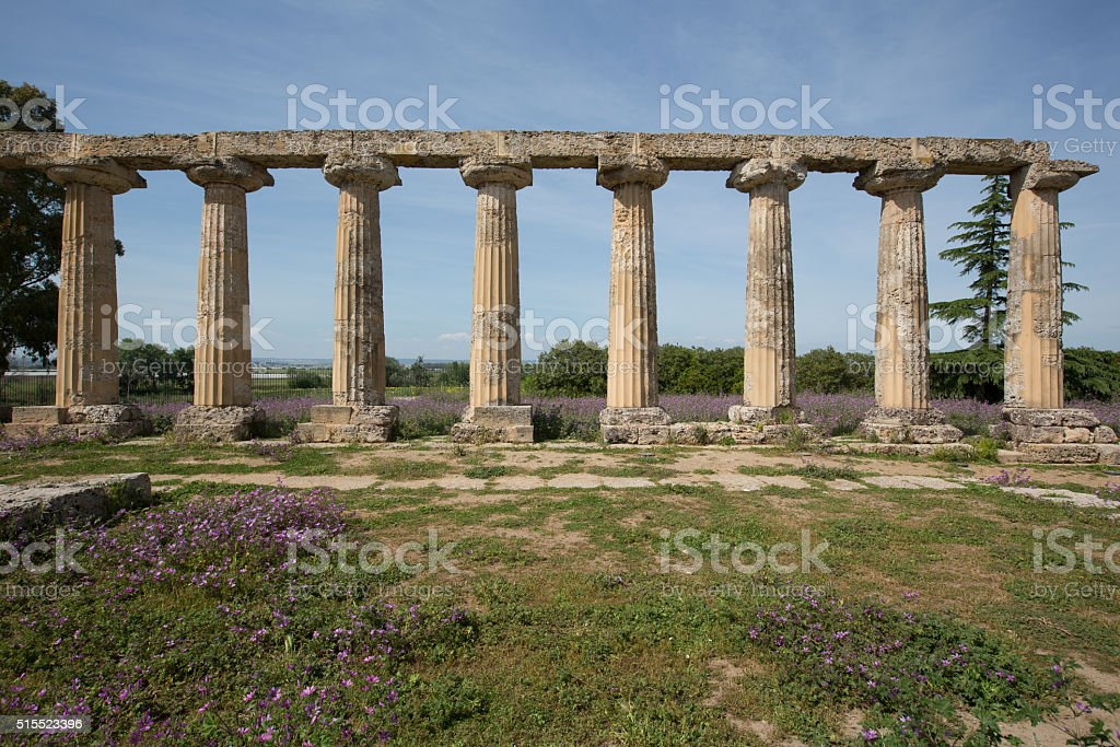 Palatine Tables stock photo