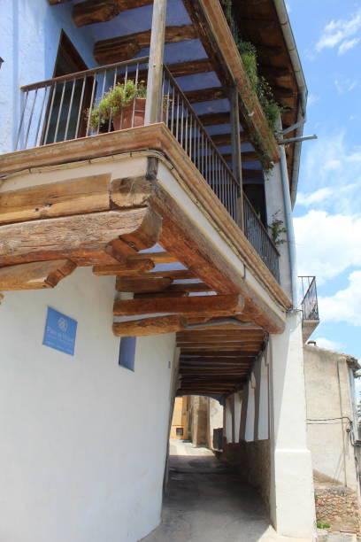 Palau de Miravet, Spain - foto de stock