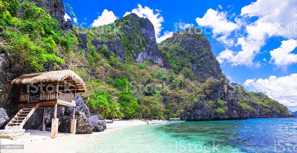 Palawan (Philippines) stock photo
