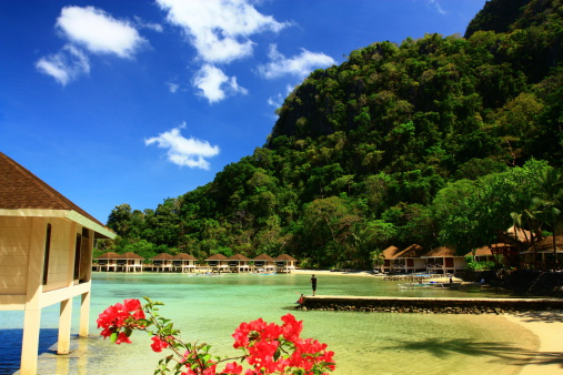 Palawan The Philippines Stock Photo - Download Image Now