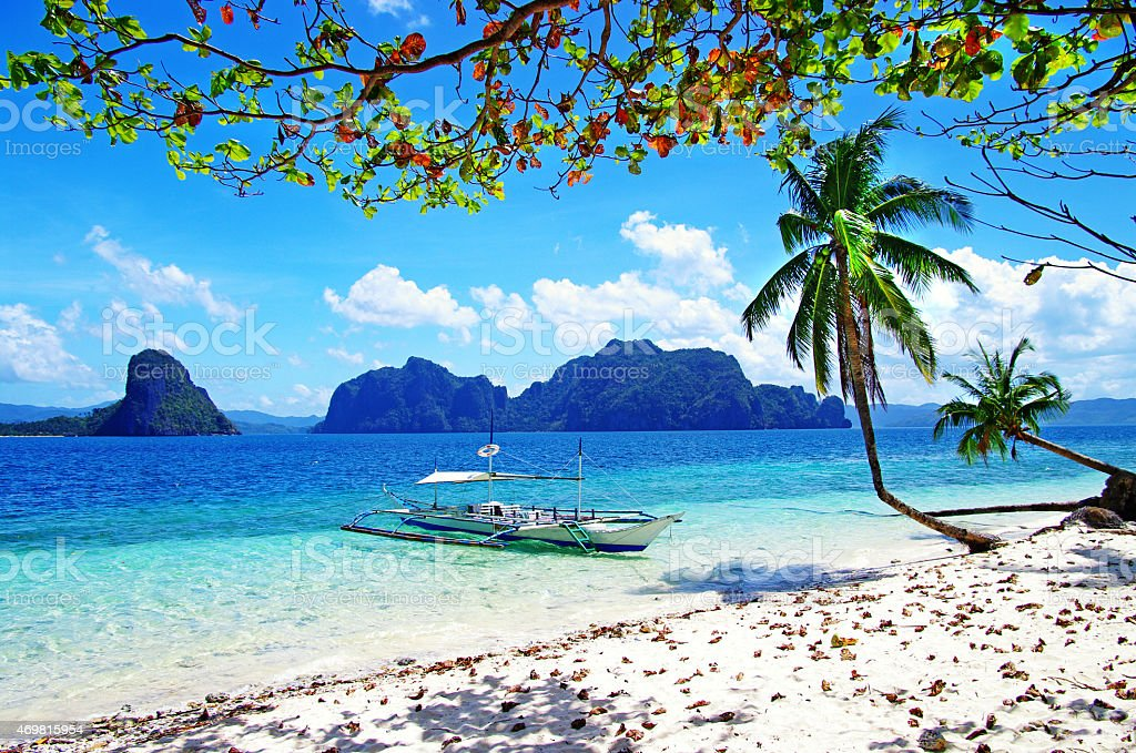 Palawan,Philippines stock photo