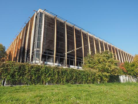 Palazzo del Lavoro in Turin