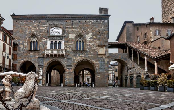 Palazzo della Ragione - Bergamo - Italie - Photo
